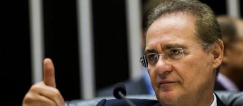 Presidente do Senado Federal, Renan Calheiros