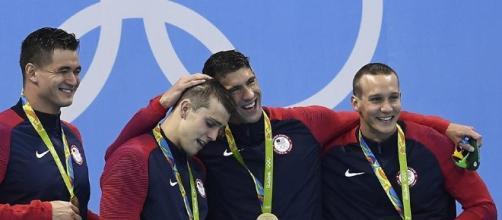 Río 2016: Michael Phelps ganó su medalla de oro número 19