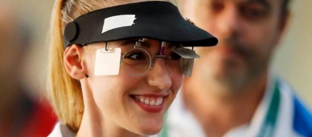 Anna Korokáki trouxe para a Grécia a 2ª medalha nos Jogos Olímpicos do Rio