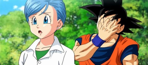 Imagen de Goku en el episodio 54 de la serie