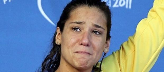 Joanna Maranhão fica fora de mais uma semifinal