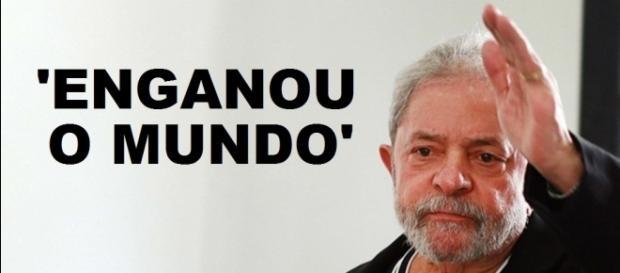 Lula enganou o mundo, diz jornal americano