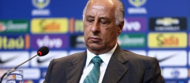 Marco Polo Del Nero pode estar próximo de suspenso pela FIFA (Foto: Arquivo)