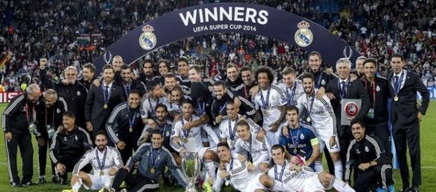 Real Madrid triunfa ante el Sevilla en la Supercopa de Europa - nacion.com