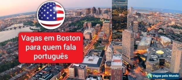 Vagas em Boston: cidade americana tem oportunidades para quem fala português - Foto: Reprodução Bridj