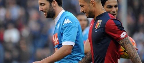 Armando Izzo, difensore del Genoa nel mirino del Torino