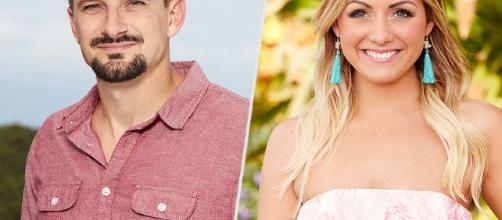 Bachelor in Paradise: Carly Waddell and Evan Bass Awkwardly Kiss ... - people.com