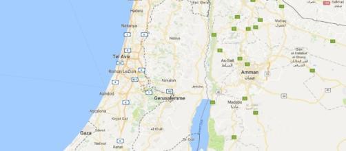 Google Maps cancella il nome della Palestina dalle sue carte - mediaset.it