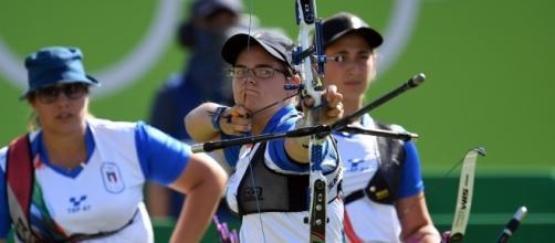 La nazionale olimpionica femminile di tiro con l'arco