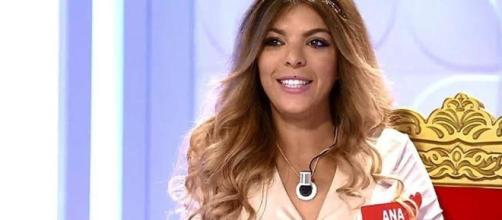 MYHYV: Ana Anginas, víctima de bullying.