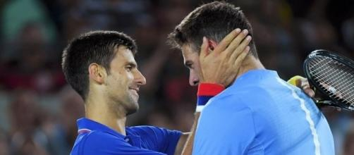 Novak Djokovic beaten by Juan Martin del Potro in Olympic tennis ... - thesun.co.uk