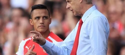 Premier League: Sanchez e Wenger a colloquio