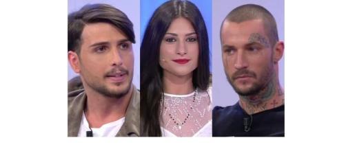 Uomini e donne: Ludovica lascia Fabio e rivede l'ex corteggiatore Manuel.