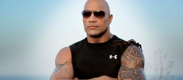 Dwayne 'The Rock' Johnson bashes his male co-workers on social media!... Photo: Blasting News Library- nerdist.com