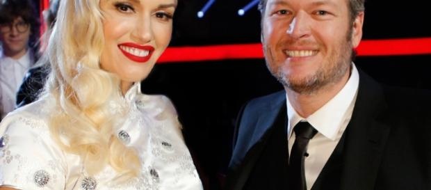Getting Cheeky from Blake Shelton and Gwen Stefani's Cutest ... - eonline.com