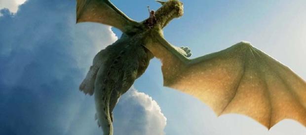 Il Drago Invisibile, il remake Disney per grandi e piccini