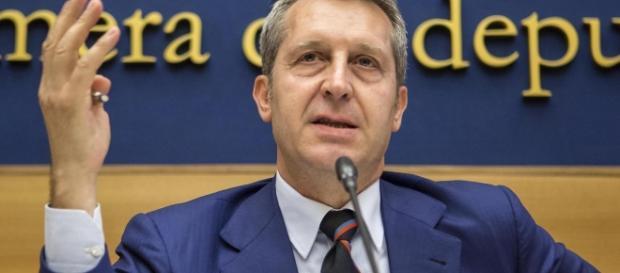 Il senatore Benedetto Della Vedova