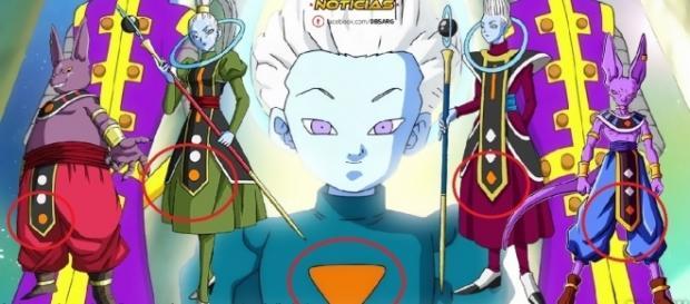 Imagen del nuevo personaje junto con Vados, Shanpa, Bills y Wiss