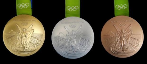 Las medallas de Río 2016 pesan 500 gramos y están valoradas en aproximadamente 600 USD