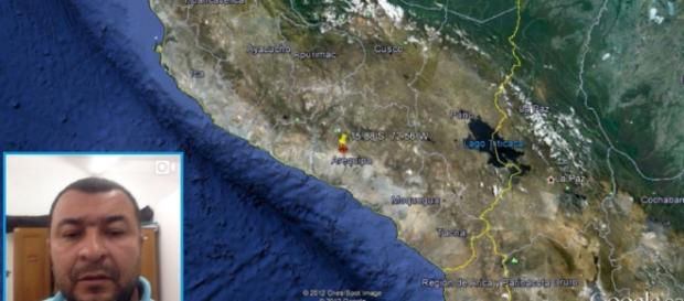 Maciel logró anticipar el terremoto en Perú