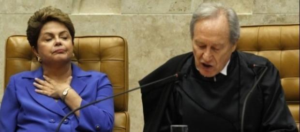 Ministro Ricardo Lewandowski rejeito pedido de suspensão do processo