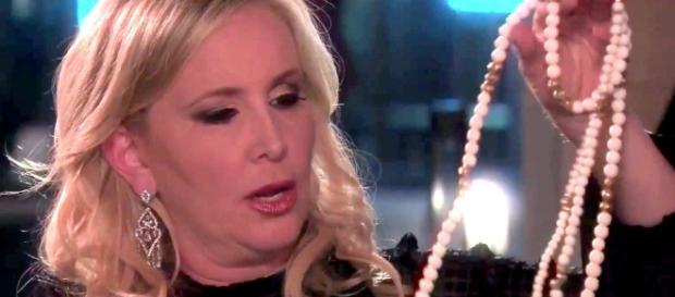 Shannon Beador Backpedals & Pretends To Like The Necklace David ... - allaboutthetea.com