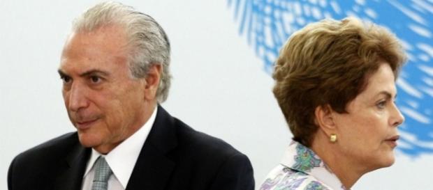 Temer, Dilma e os protestos - Foto/Google