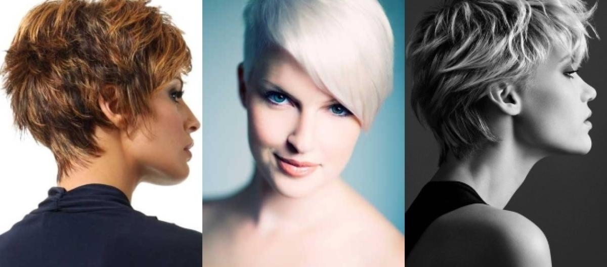 Tagli corti e spettinati – Tagli di capelli popolari in Europa 88f55ab313a2