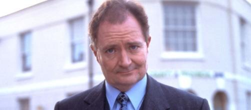 El actor británico Jim Broadvent