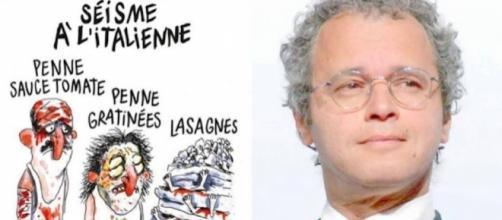 Enrico Mentana ha espresso il suo pensiero relativamente alla vignetta pubblicata dal periodico francese Charlie Hebdo.