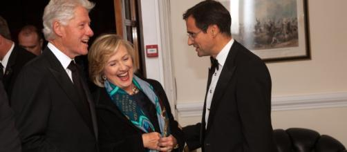 Hillary and Bill Clinton Chatham House Prize 2013 Award Ceremony/Photo via Wikimedia Commons