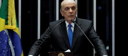 José Serra se revolta com países que não concordam com a cassação de Dilma Rousseff