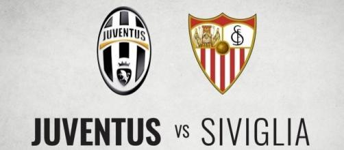 Juventus-Siviglia, 1^ giornata di Champions League