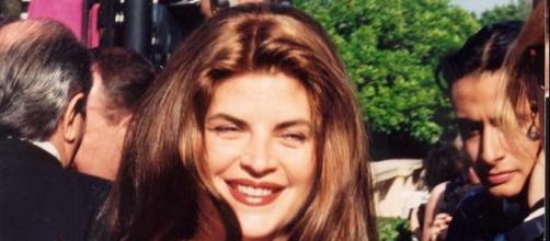 Kirstie Alley wows with 50-pound weight loss Source: Wikimedia User Alan Light