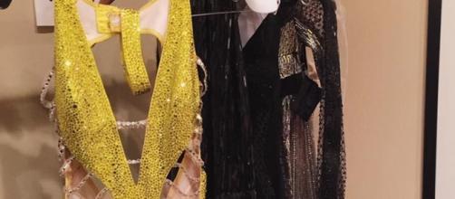 L'outfit indossato da Britney ai VMA e messo all'asta.