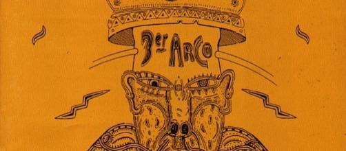 La portada de 3er Arco, un disco ineludible del rock nacional argentino