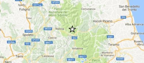 La terra continua a tremare in diverse zone dell'Italia centrale