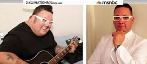 'MasterChef' Graham Elliot 150-lb weight loss wows. Source: YouTube still
