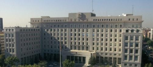 Sede del Ministerio de Defensa del Reino de España
