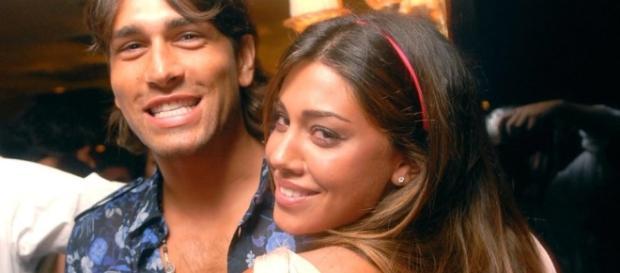 Belen Rodriguez e Borriello ancora insieme?