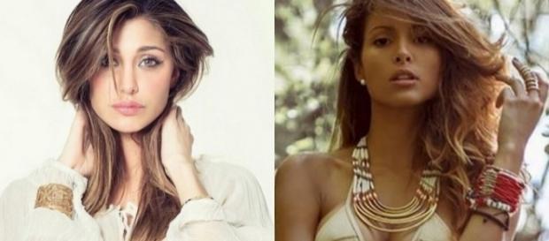 Belen Rodriguez gelosa della giovane Mariana? Il gossip impazza.