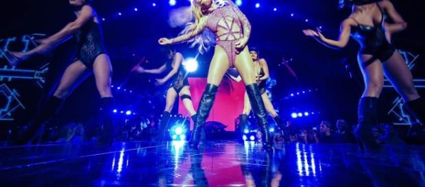 Britney in una foto di Ray Farmer per Today