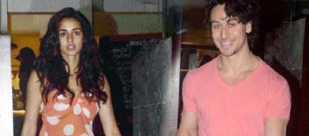 Disha Patani is in a relationship with Tiger Shroff (Panasiabiz.com