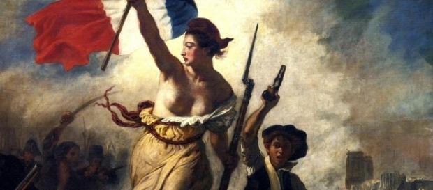 La revolución francesa fue un acto de libertad