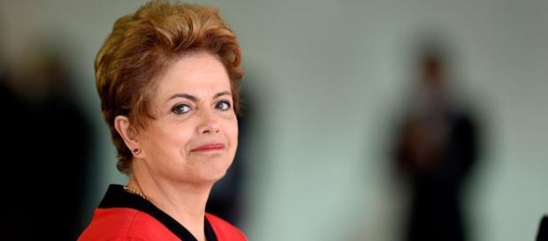 La ya ex-presidenta de Brasil, Dilma Rousseff