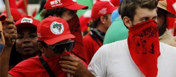 MST ressalta o ódio em suas manifestações