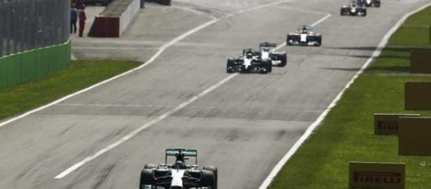 O Autódromo de Monza é um dos mais velozes da temporada
