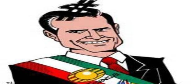 Presidente vergûenza para México