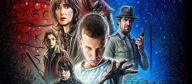 'Stranger Things' season 2 details - Photo via TheWhyGuy/Photo Screencap via Netflix, YouTube.com