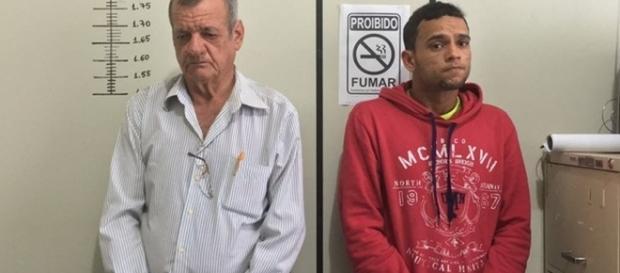 Suspeitos foram presos em Mato Grosso